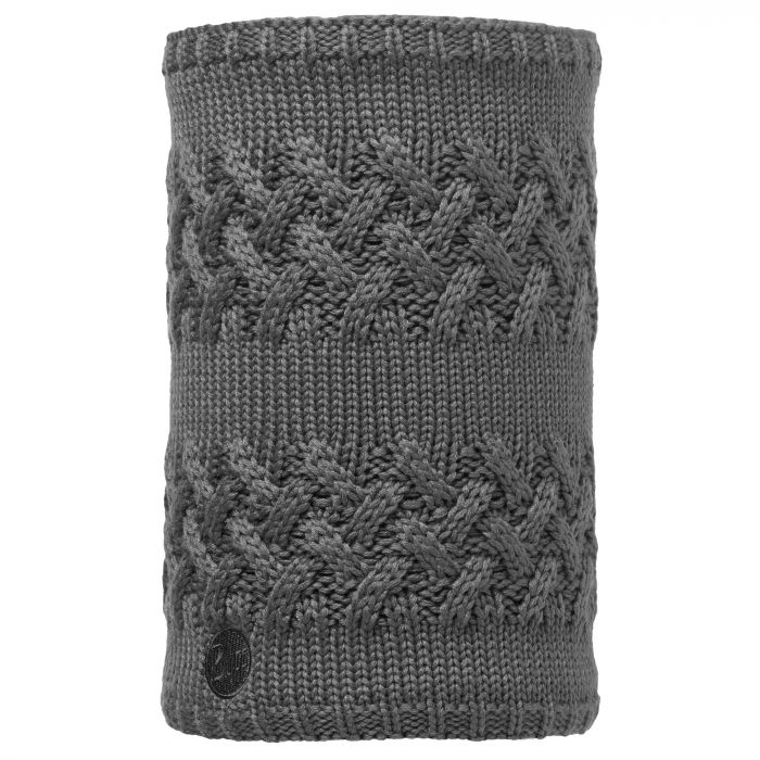 Buffera Knitted Neckwarm Savva Grey