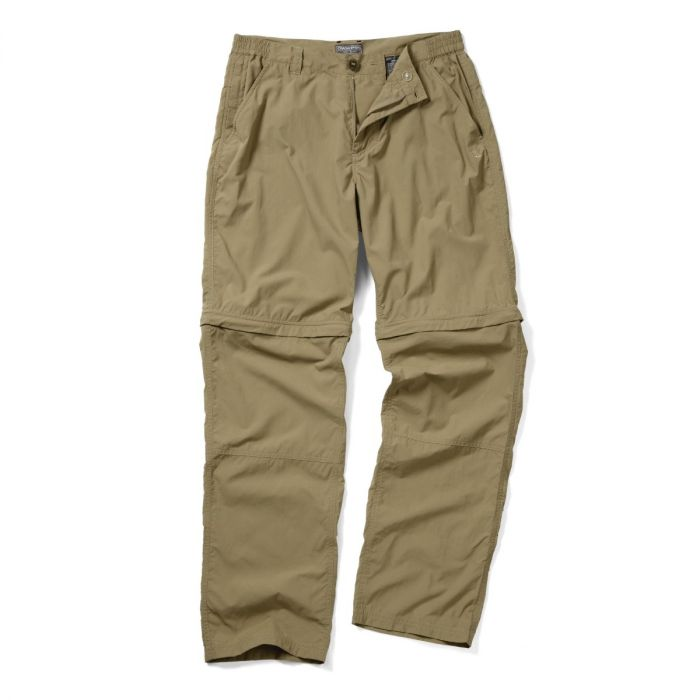 Craghoppers Nosi Convertible Trouser Sand