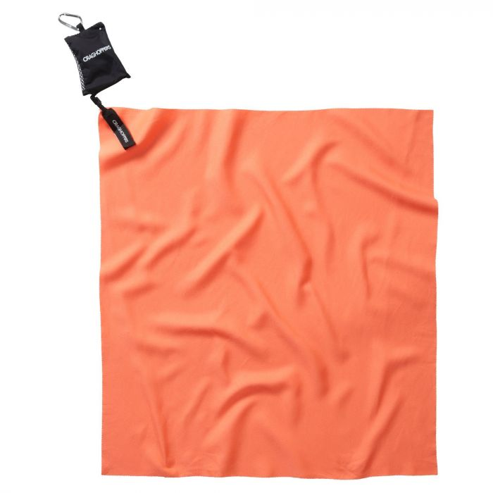 Craghoppers Compact Towel Orange