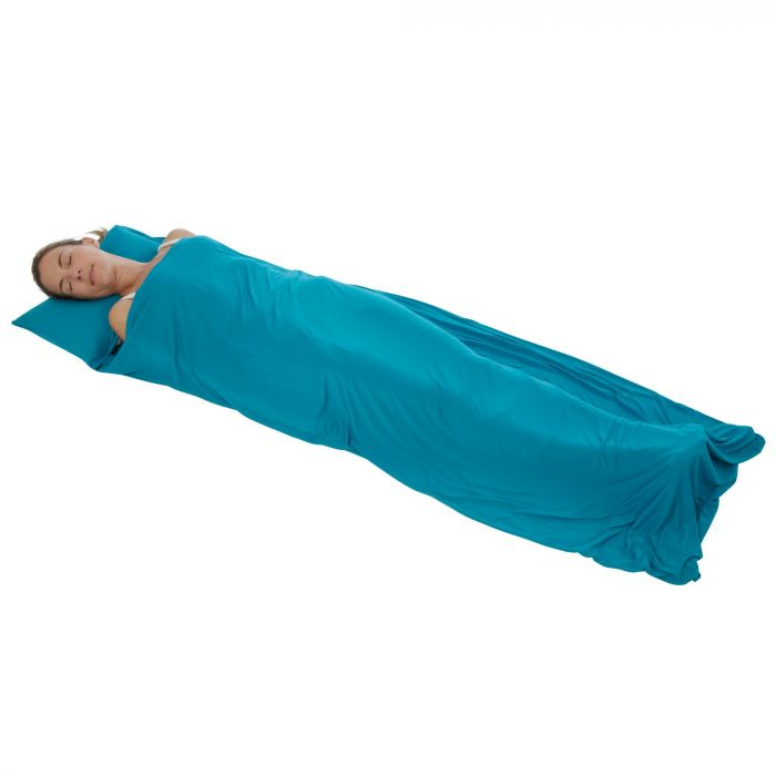Craghoppers NosiLife Sleeping Liner Lagoon