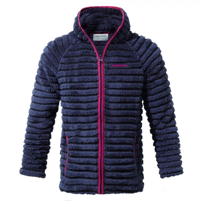 Craghoppers Farley Hooded Jacket Soft Navy Combo