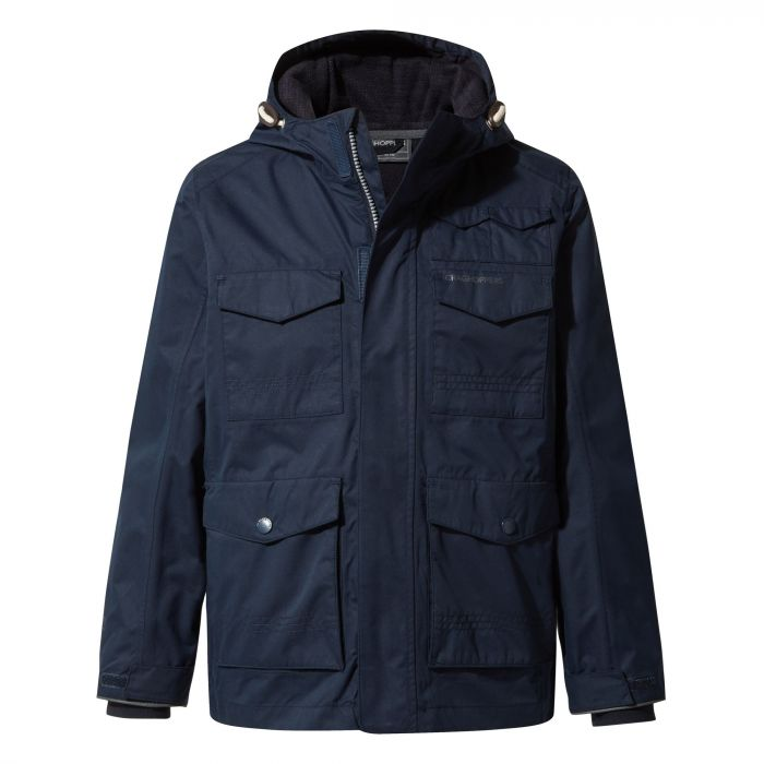 Craghoppers Greer 3 in 1 Jacket Blue Navy