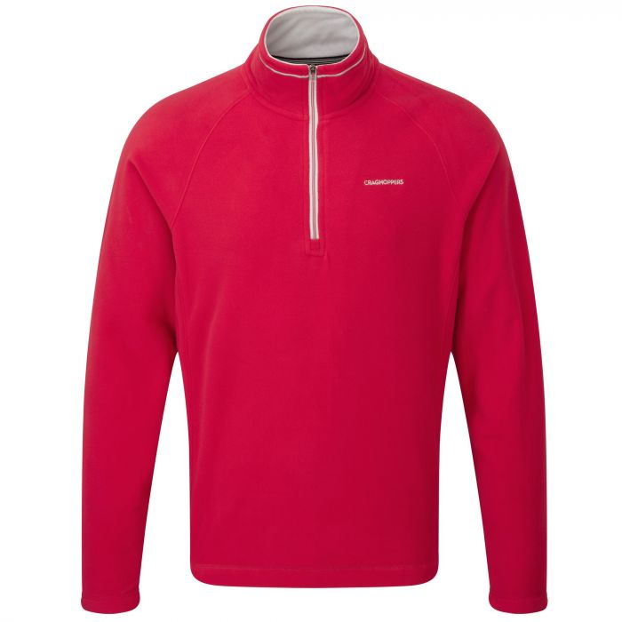 Craghoppers Selby Half-Zip Chilli