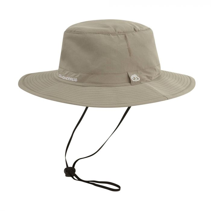 Craghoppers NosiLife Outback Hat Pebble