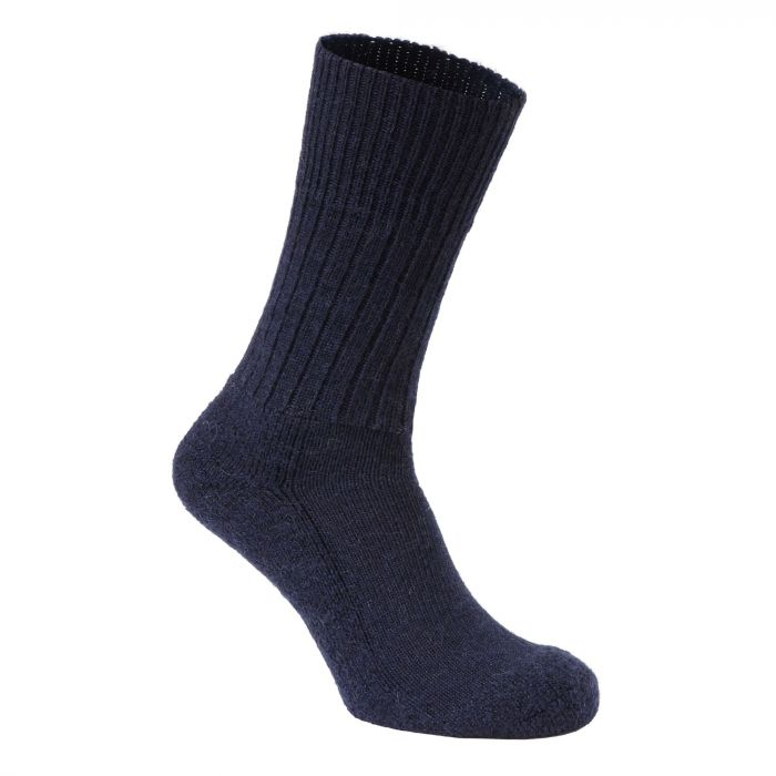 Craghoppers Mens Wool Hiker Sock Deep Blue / Royal Navy