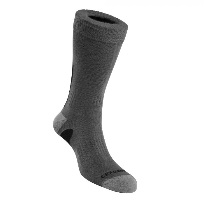 Craghoppers NosiLife Adventure Sock Dark Grey
