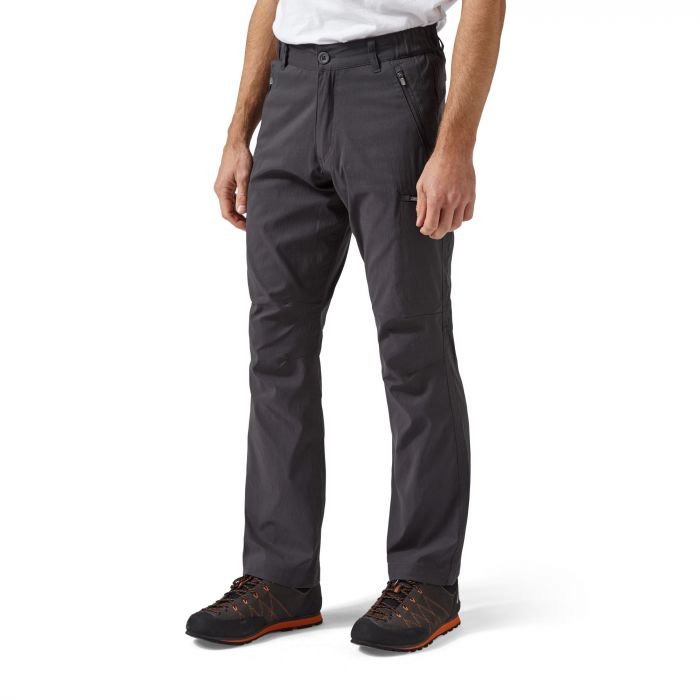 Craghoppers Kiwi Pro Trousers Dark Lead