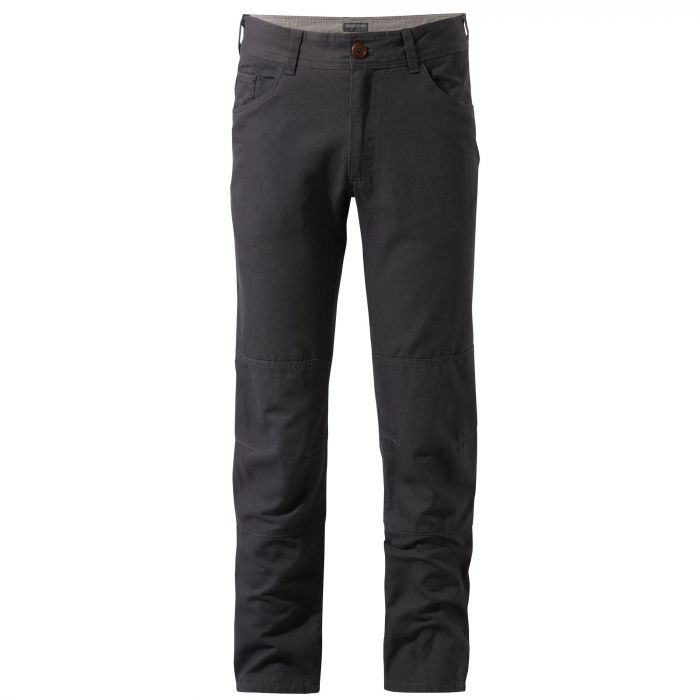 Craghoppers Wetherby Trouser Black Pepper Grey