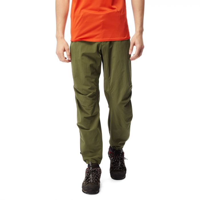Craghoppers NosiLife Elbrus Trousers Dark Moss