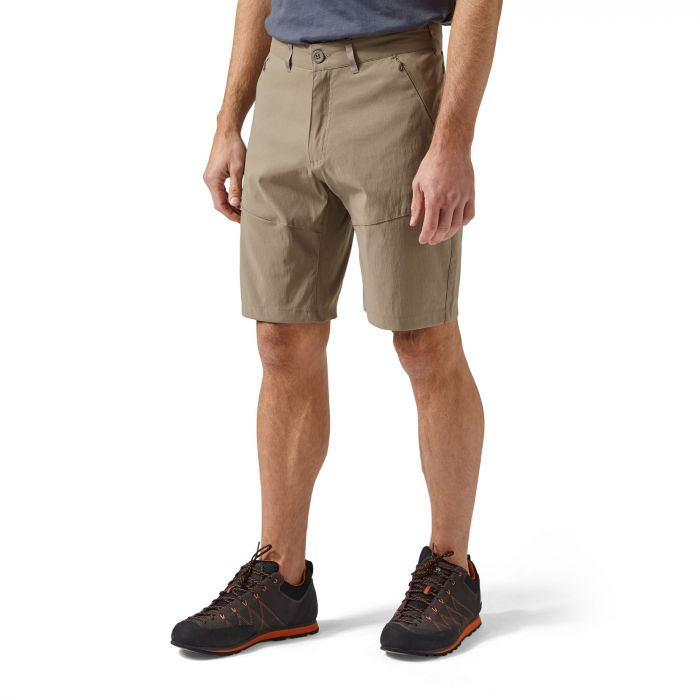 Craghoppers Kiwi Pro Shorts - Pebble