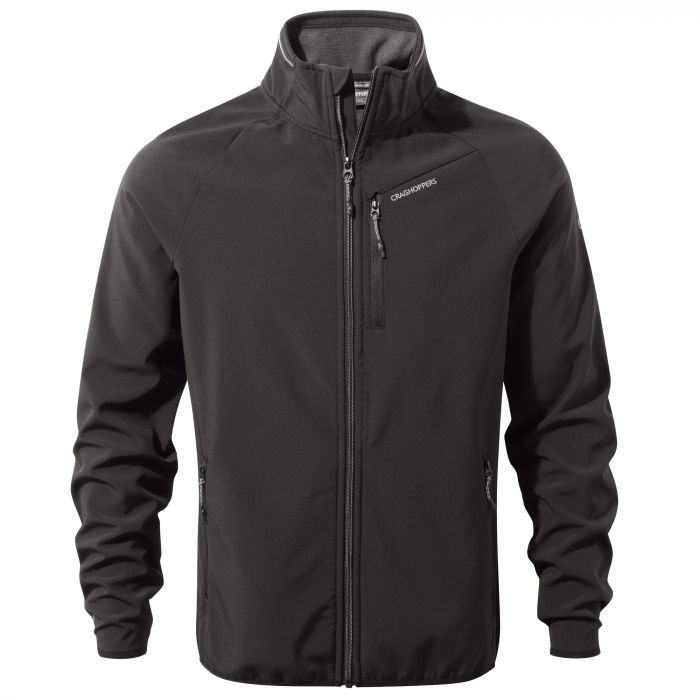 Craghoppers Baird Softshell Jacket Black