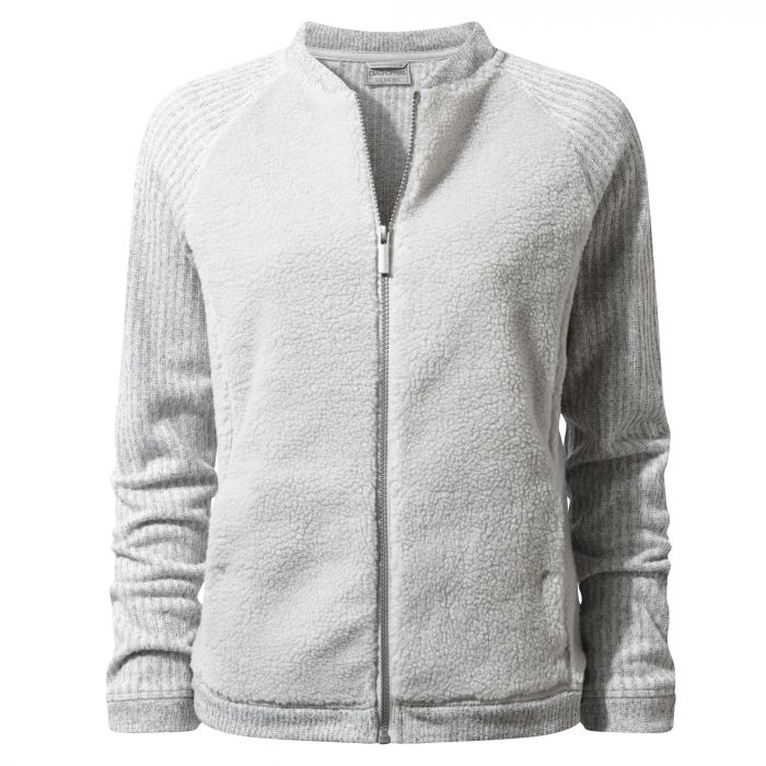 Craghoppers Bella Jacket Soft Grey Marl
