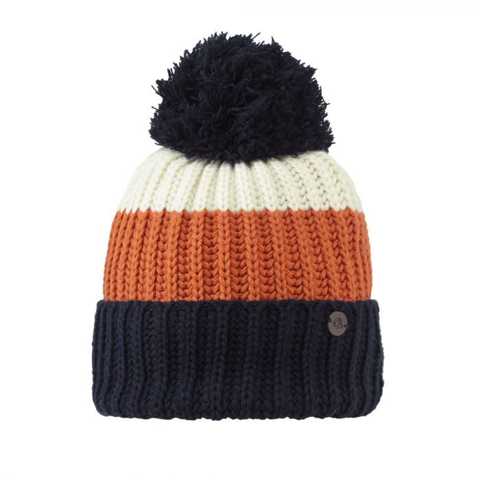 Craghoppers Womens Heather Hat Blue Navy Stripe