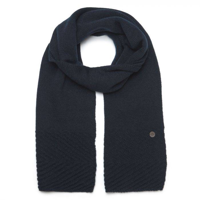 Craghoppers Maria Knit Scarf Blue Navy