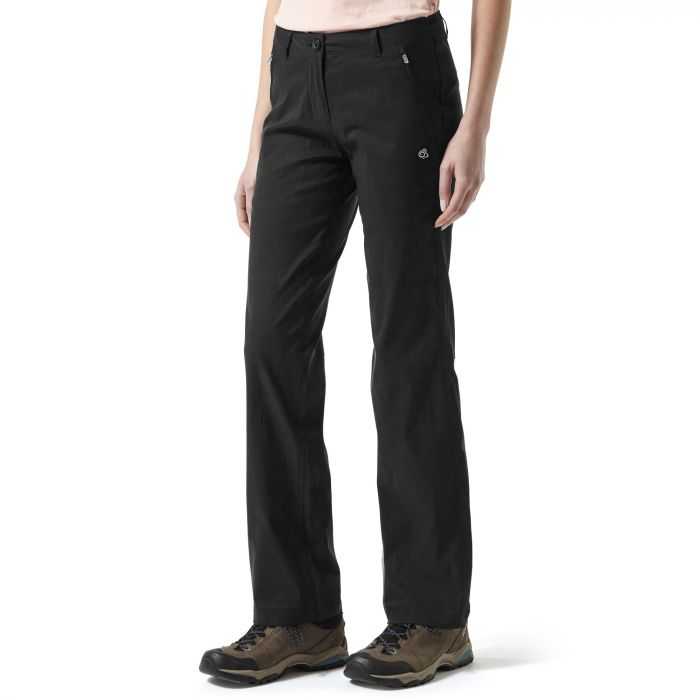 Craghoppers Kiwi Pro Stretch Trousers Black