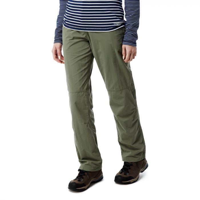 Craghoppers NosiLife Trousers Soft Moss