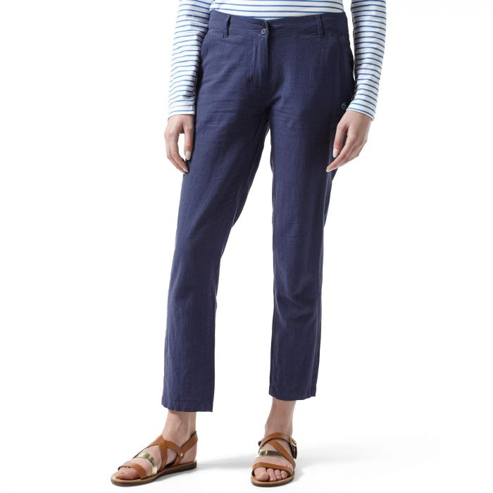 Craghoppers Odette Trousers Soft Navy
