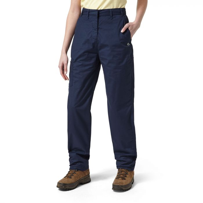 Craghoppers Classic Kiwi II Trousers Soft Navy