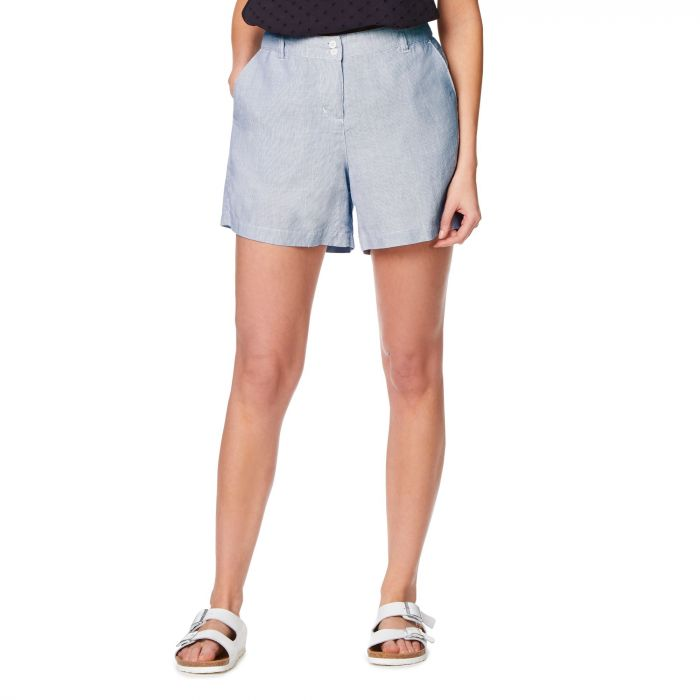 Craghoppers Odette II Shorts China Blue Stripe