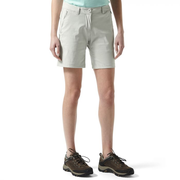 Craghoppers Kiwi Pro II Shorts Dove Grey