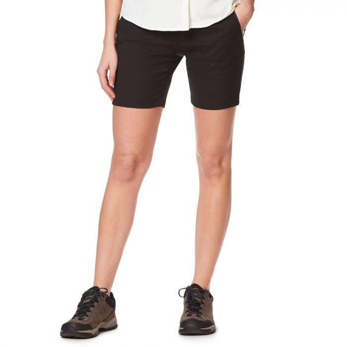Craghoppers Kiwi Pro II Shorts Black