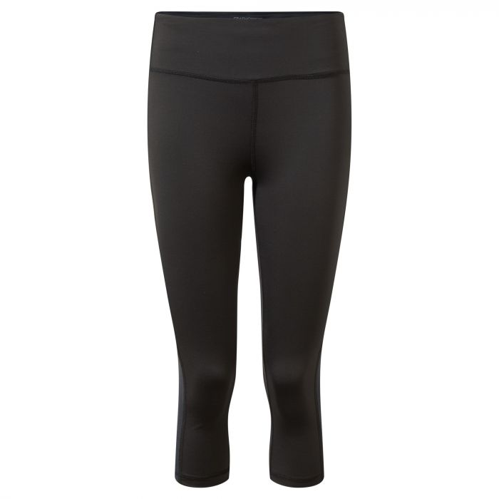 Craghoppers NosiLife Luna Cropped Tights Charcoal