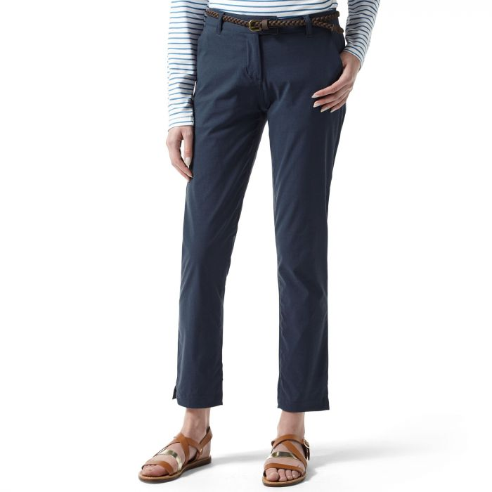 Craghoppers NosiLife Fleurie II Pants - Soft Navy