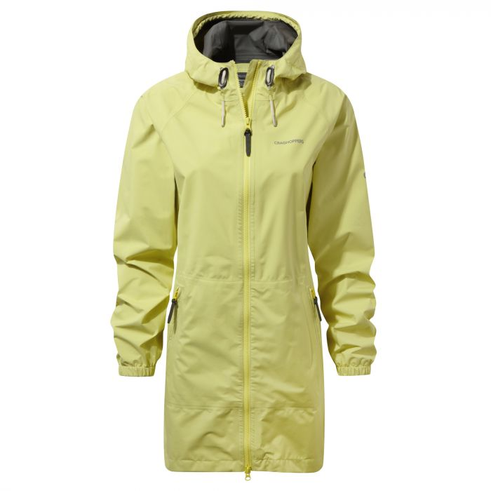Craghoppers Sofia Interactive GORE-TEX® Paclite Jacket Limeade
