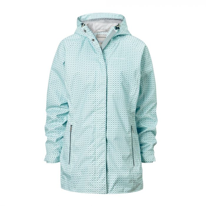 Craghoppers Madigan Classic II Jacket Seaspray Print