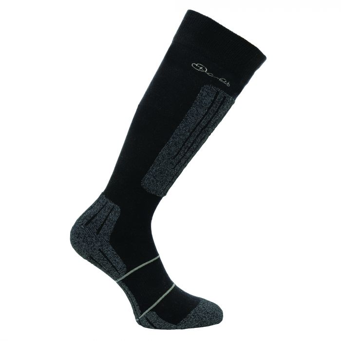Dare2b Women's Contoured II Socks Black