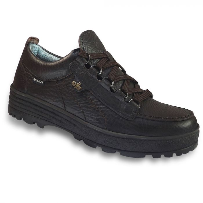 Lomer Mens Rambler Shoes Espresso