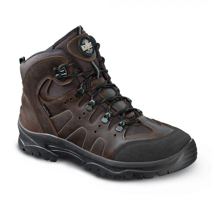 Lomer Attivo MTX Boots Brown Black