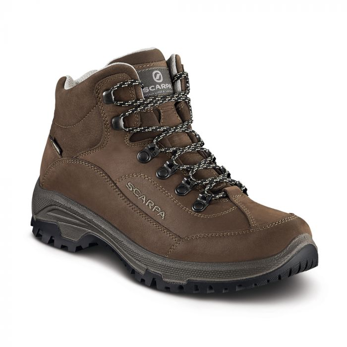 Cyrus Mid GTX Womens - Brown