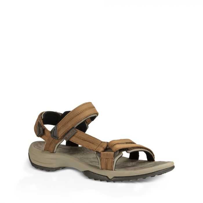 Teva Womens Terra Fi Lite - Brown