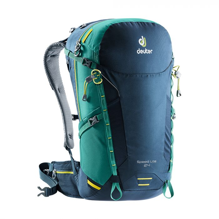 1ea8fde7e0a6 Deuter Speed Lite 24L Navy Alpine Green
