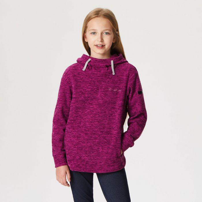 Regatta Kalola Hooded Fleece Vivid Viola Winberry