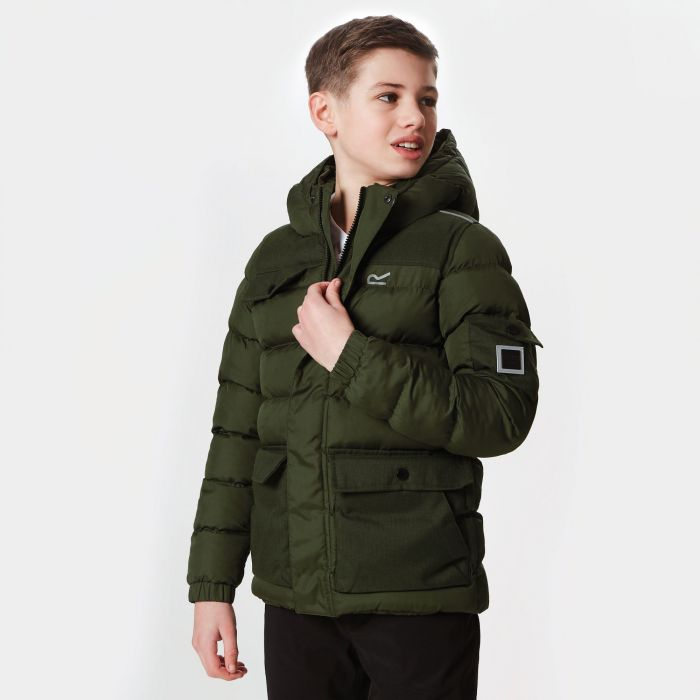 Regatta Larimar Insulated Jacket Dark Khaki