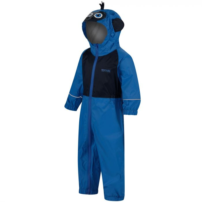 Regatta Charco Waterproof Overtrousers SkyDiver Blue