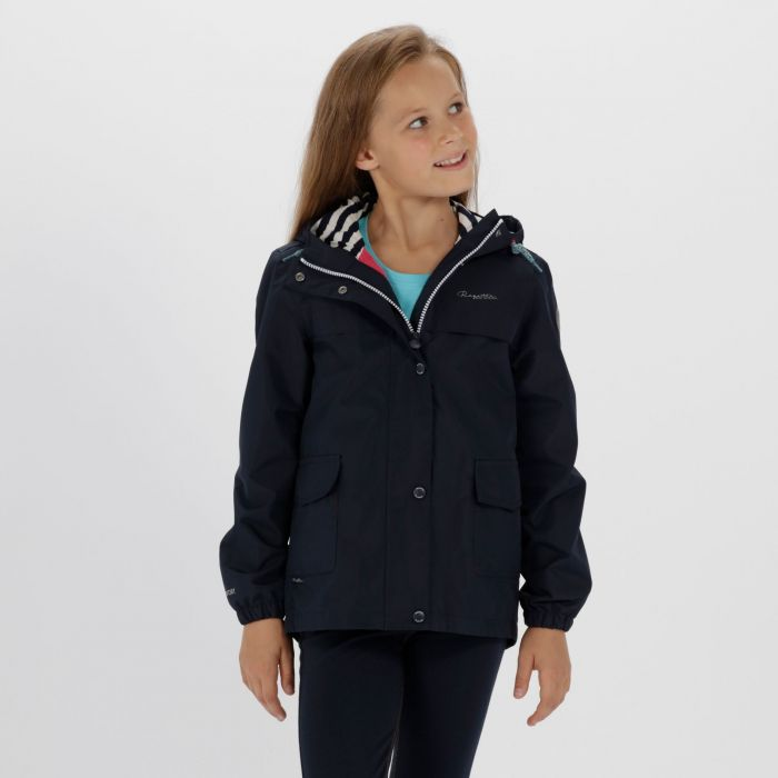 Regatta Betulia Waterproof Jacket Navy