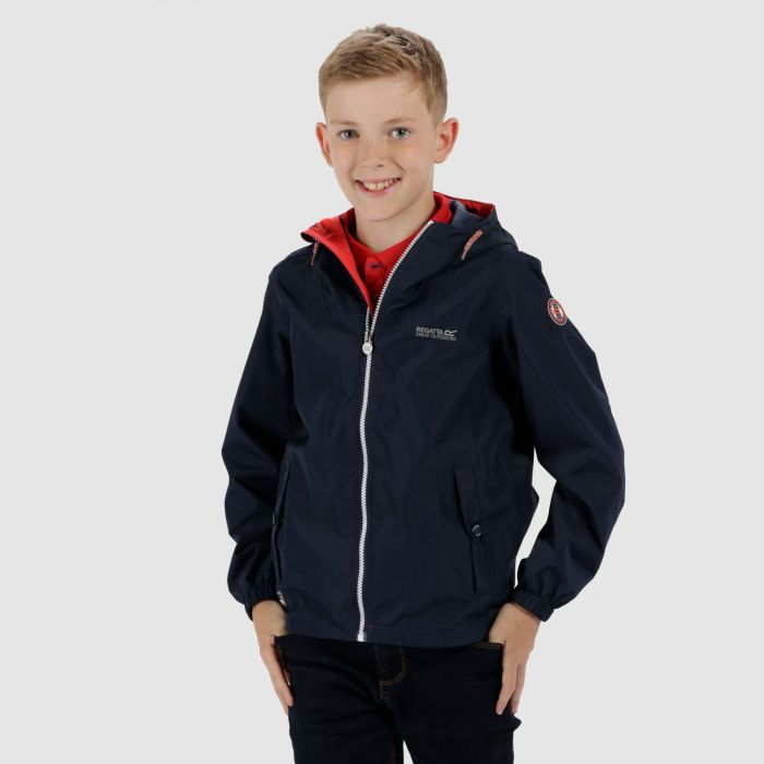 Regatta Henryson Waterproof Jacket Navy