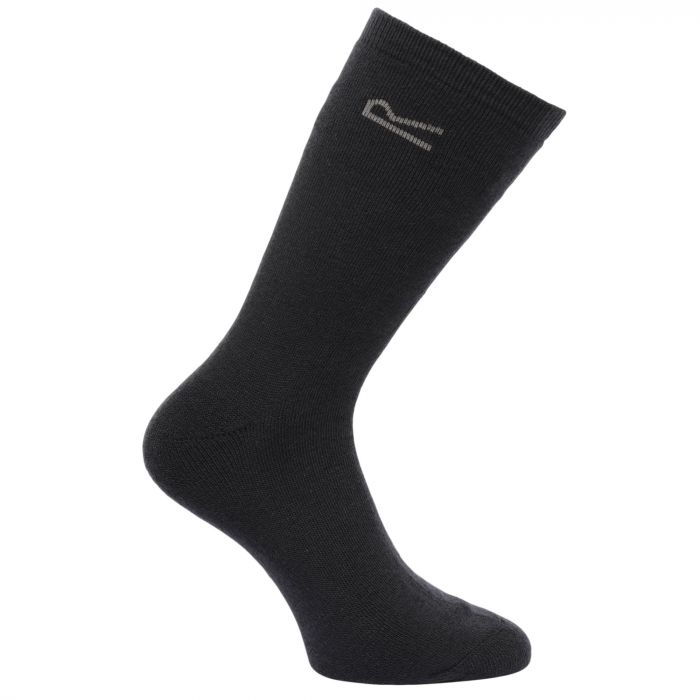 Regatta Men's 5 Pack Basic Thermal Loop Socks Navy
