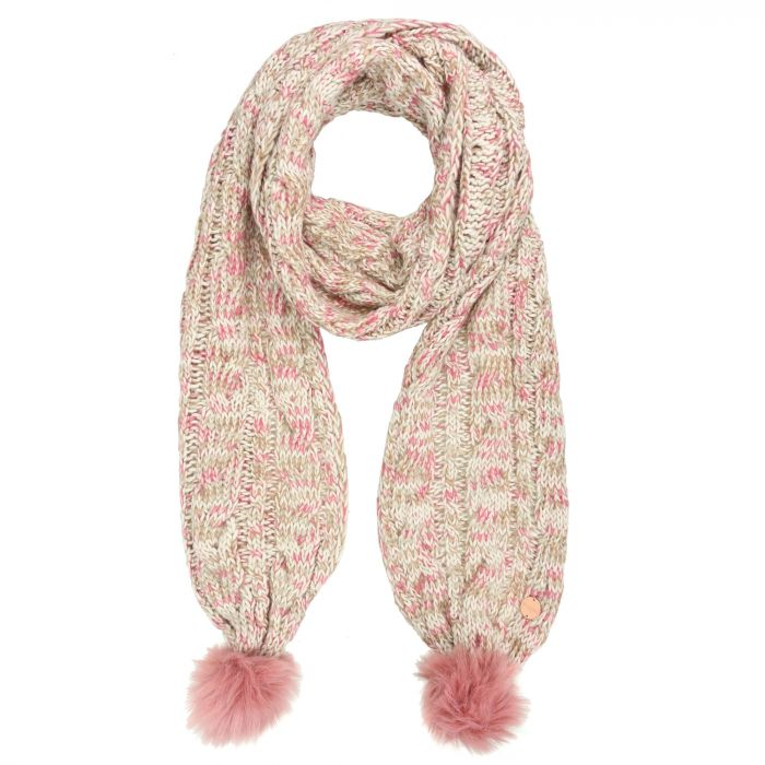 Regatta Frosty II Knitted Scarf LightVanilla