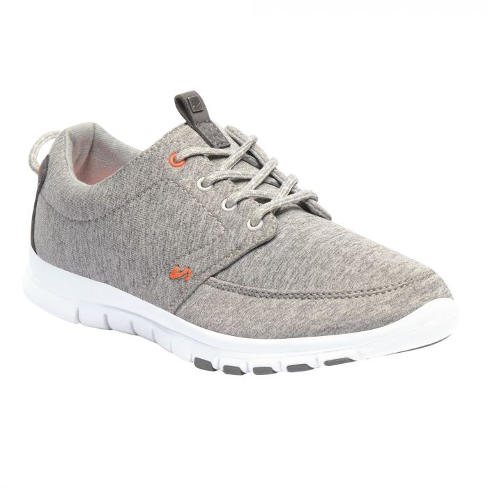 Regatta Lady Marine Shoe Grey Marl Satsuma