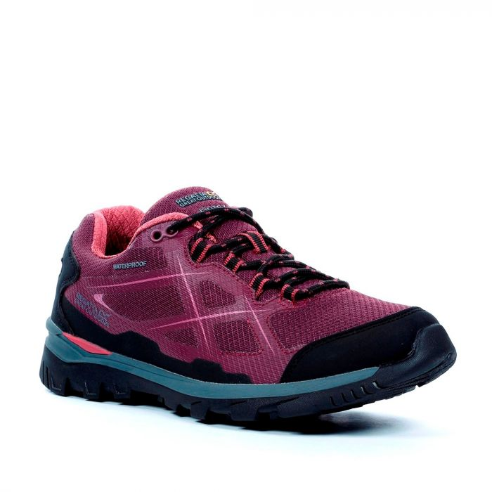 Regatta Lady Kota Low Women's Fig/Rose Bluesh