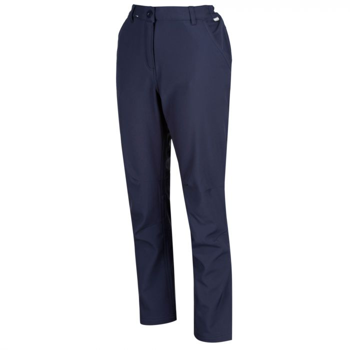 Women's Fenton Softshell Trousers Navy