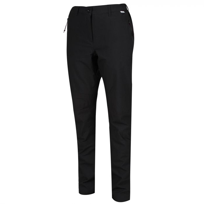 Regatta Women's Dayhike III Hiking Trousers Black