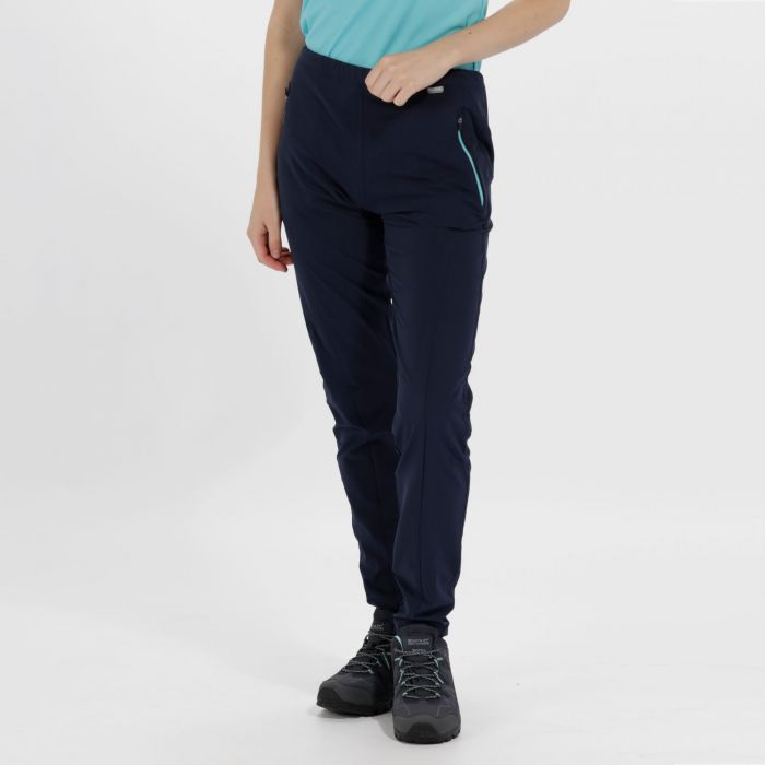 12aac23ed6285 Regatta Women's Pentre Stretch Walking Trousers Navy. Add to Saved Items