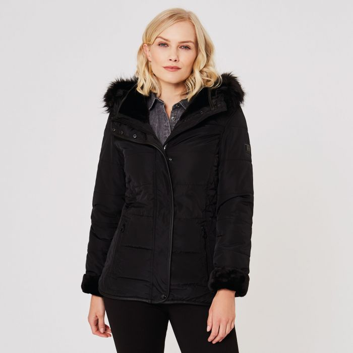 Regatta Winika Insulated Jacket Black