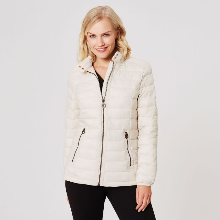 Regatta Kallie Insulated Jacket Light Vanilla