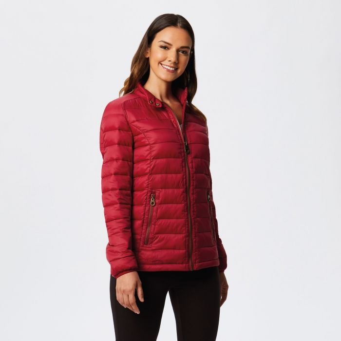 Regatta Kallie Insulated Jacket Rumba Red